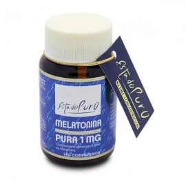 Melatonina pura 1 mg - Tongil - 180 comprimidos