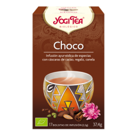 Chocolate BIO - Yogi Tea - 17 bolsitas
