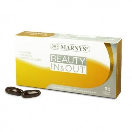 Beauty in & out - Marnys - 30 cápsulas