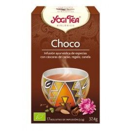 Yogi tea Chocolate - Yogi Tea - 17 filtros