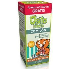 Osito Sanito Comilón - Tongil - 250 ml
