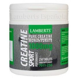 Creatina 1000 mg - Lamberts - 250 Tabs