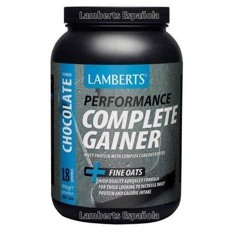 Complete Gainer. Chocolate - Lamberts - 1816 g