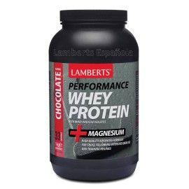Whey Protein. Sabor a Chocolate - Lamberts - 1000 g