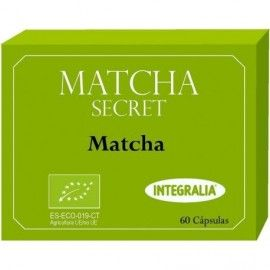 Matcha Secret ECO- Integralia - 60 cápsulas
