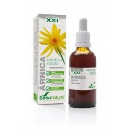 Arnica extracto XXI - Soria Natural - 50 ml