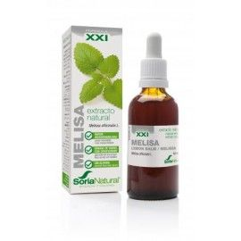 Melisa extracto XXI - Soria Natural - 50 ml