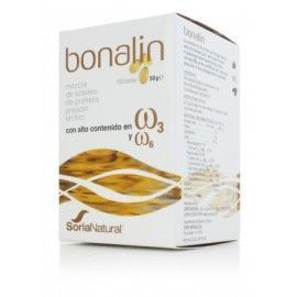 Bonalin - Soria Natural - 100Perlas 500mg
