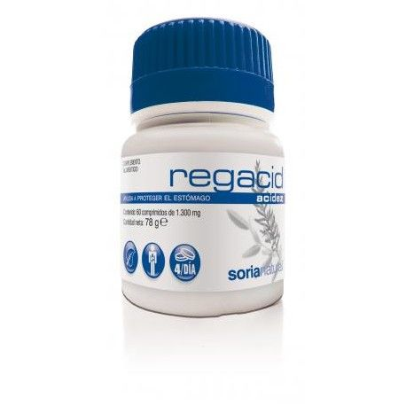 Regacid - Soria Natural - 60TAB