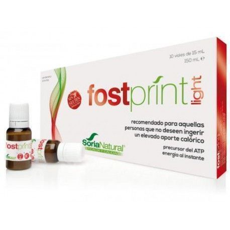 Fost Print Light (10 Viales) - Soria Natural - 10 viales 15ml
