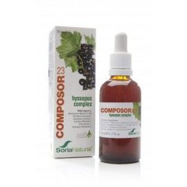Composor 23 Hyssopus Complex - Soria Natural - 50ml
