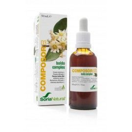 Composor 3 Hepavesical Complex - Soria Natural - 50ml
