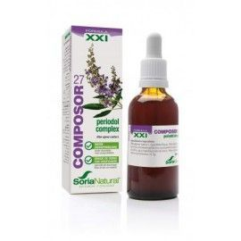 Composor 27 Periodol Complex 50 Ml - Soria Natural - XXI