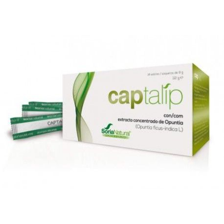 Captalip - Soria Natural - 14Sobres 8g