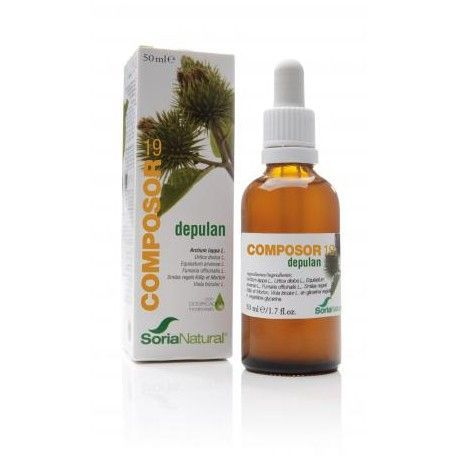 Composor 19 Depulan - Soria Natural - 50ml