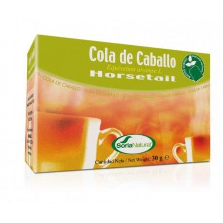 Cola De Caballo - Soria Natural - 20 Infusion