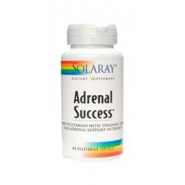 Adrenal Success - Solaray - 60 cápsulas vegetales