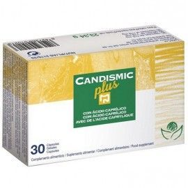 Candismic Plus- Bioserum - 30 cápsulas.