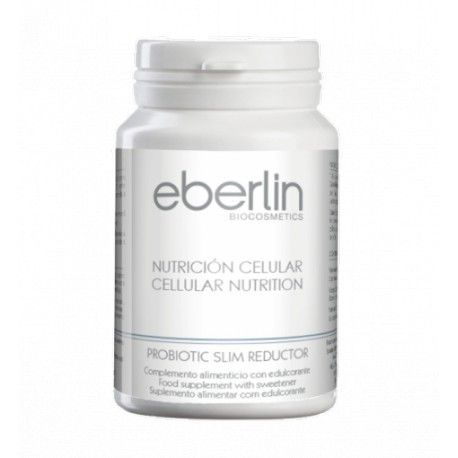 Probiotic Slim Reductor - Eberlin Biocosmetics - 60 cápsulas