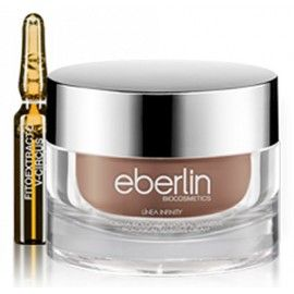 Kit Infinity Reafirmante F - Eberlin Biocosmetics - 50 gr + 3 ampollas