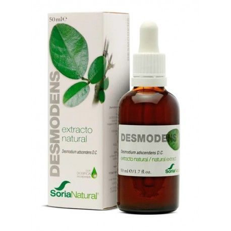 Desmodium Adscendens Extracto - Soria Natural - 50 ml