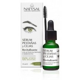 Sérum Pestañas y Cejas - Natysal - 15 ml