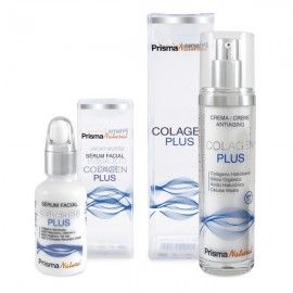 Pack Antiaging Colagen Plus Sérum + Crema - Prisma Natural - 30 ml + 50 ml