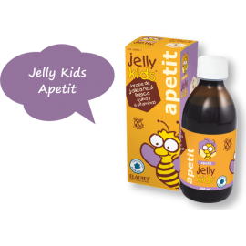 Jelly Kids Apetit Jarabe - Eladiet - 250 ml
