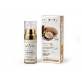 Serum facial acción choque reafirmante BIO con Argán & Dátil del desierto - Delidea - 30 ml