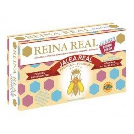 Reina real Junior Jalea Real - Robis - 20 ampollas