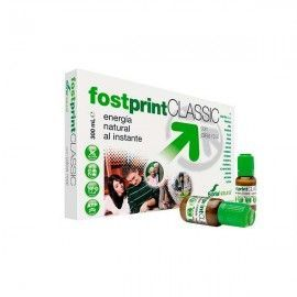 Fostprint Classic Jalea real - Soria natural - 20 ampollas