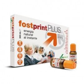 Fostprint Plus Ginseng - Soria natural - 20 ampollas