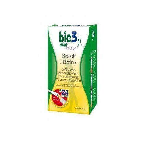 Bie3 diet - Bio3 - 24 sticks monodosis