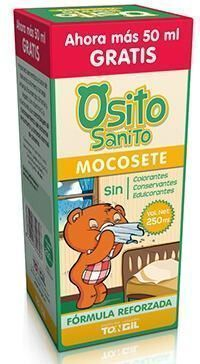 Osito Sanito Mocosete - Tongil - 250 ml