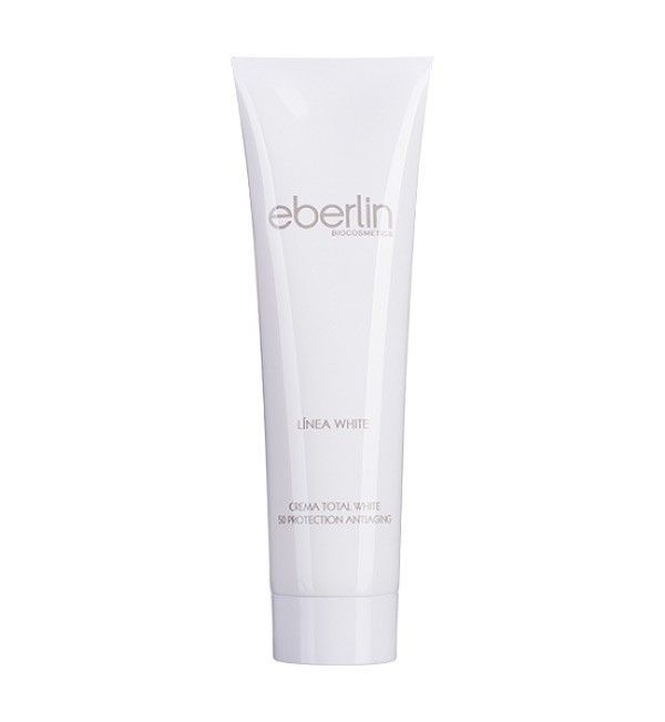Crema Total White 50 Protection Antiage - Eberlin Biocosmetics - 50 gr