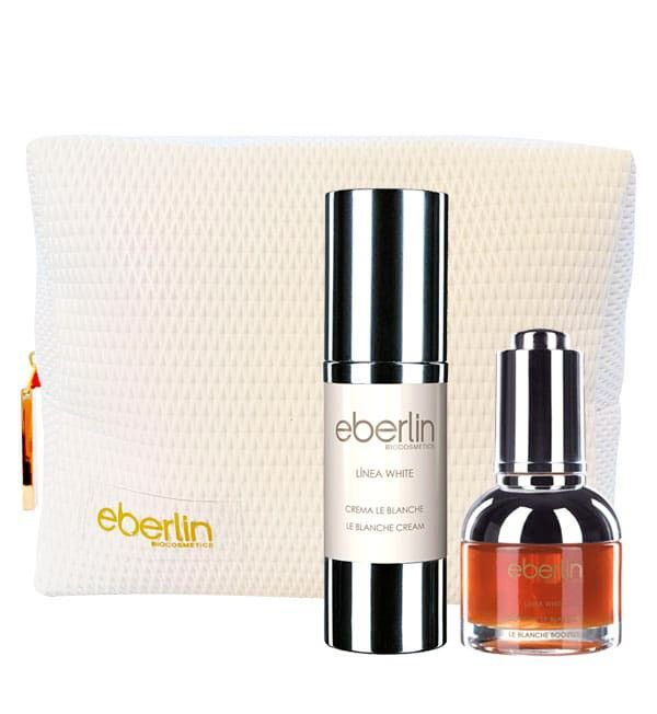 Kit Le Blanche - Eberlin Biocosmetics - 30ml + 30 ml